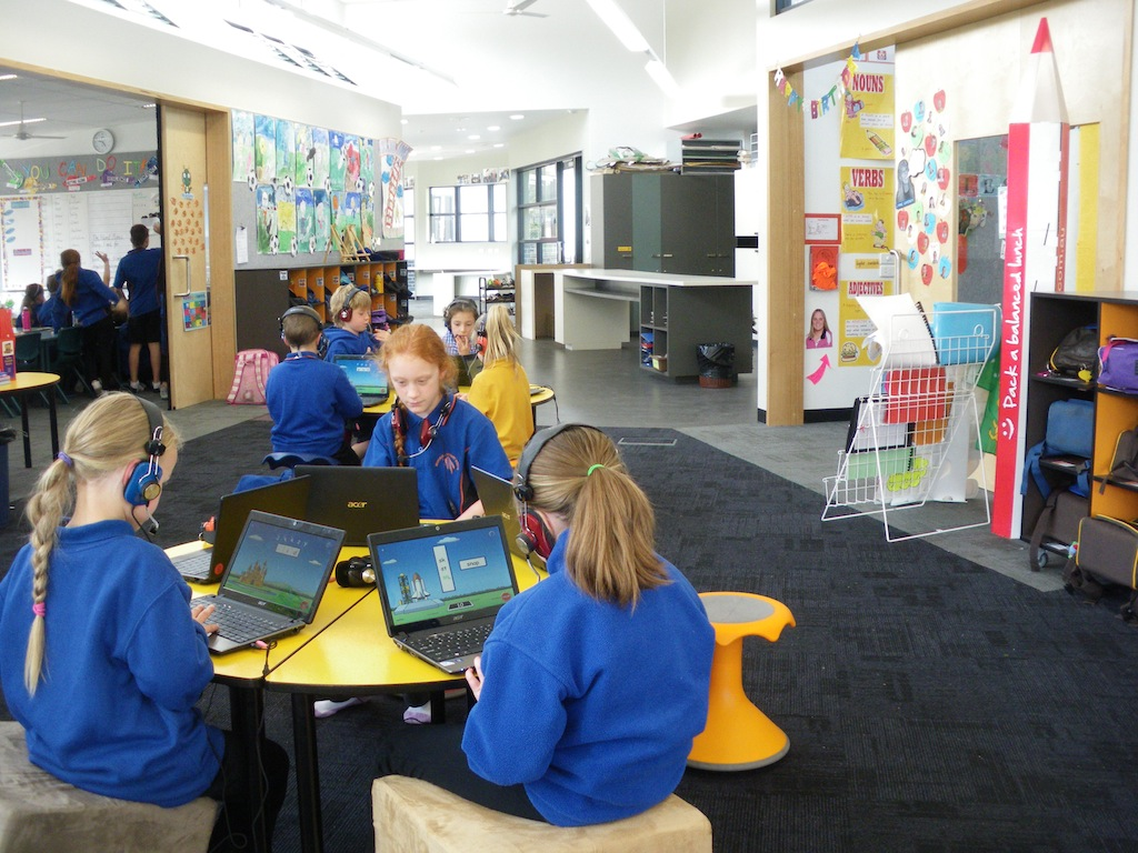 Innovative Ict Classroom ~ Our learning spaces